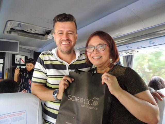 Scirocco participa do primeiro Design IN Tour 32