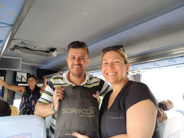 Scirocco participa do primeiro Design IN Tour 34