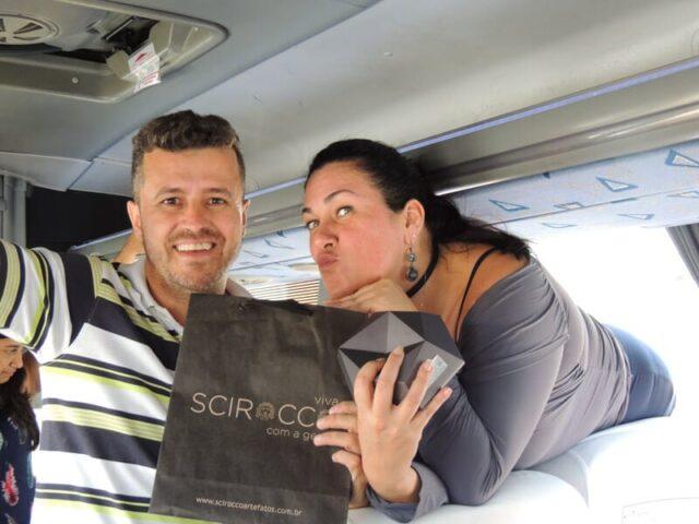 Scirocco participa do primeiro Design IN Tour 35