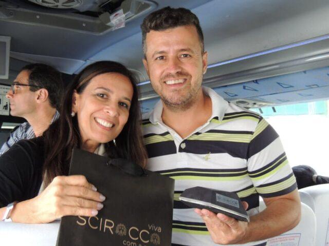 Scirocco participa do primeiro Design IN Tour 39