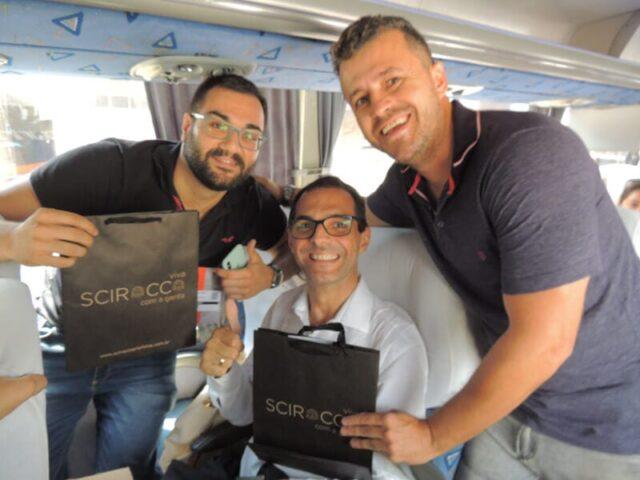 Scirocco participa do primeiro Design IN Tour 46