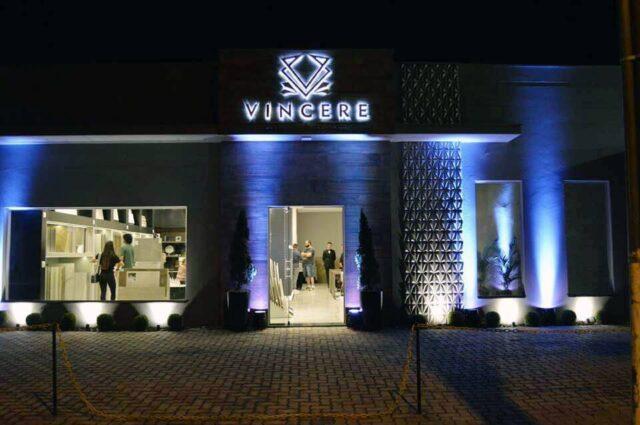 Inauguração da Vincere 3