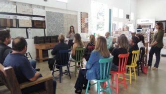 A Scirocco esteve em mais um evento no Studio Glass 10