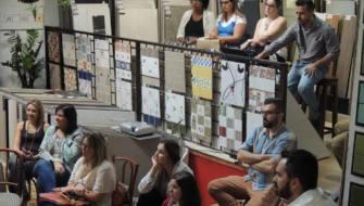 Treinamento Loja Ceramick para arquitetos e Designers 25