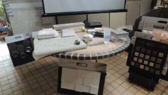 Treinamento Loja Ceramick para arquitetos e Designers 5