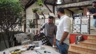 Treinamento Loja Ceramick para arquitetos e Designers 8